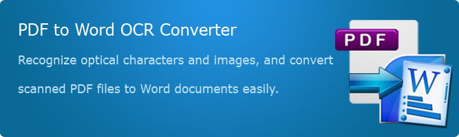 pdf to word converter ocr