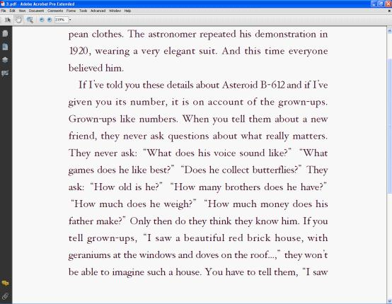 how do i copy text from a scanned pdf